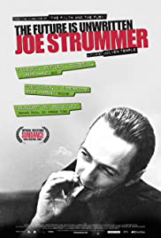 Joe Strummer: The Future Is Unwritten (2007) Poster - Movie Forum, Cast, Reviews