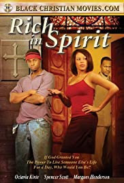 Rich in Spirit Poster