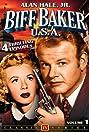 Biff Baker, U.S.A. (1952) Poster