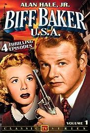 Biff Baker, U.S.A. Poster