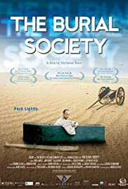 The Burial Society Poster