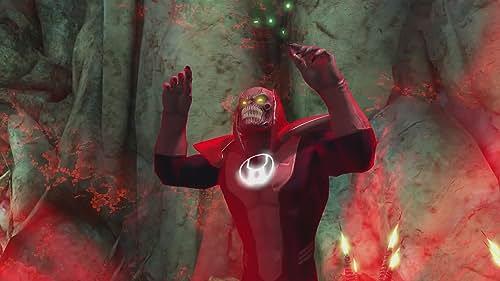 DC Universe Online: War Of The Light Part I Dlc: Rage Powers
