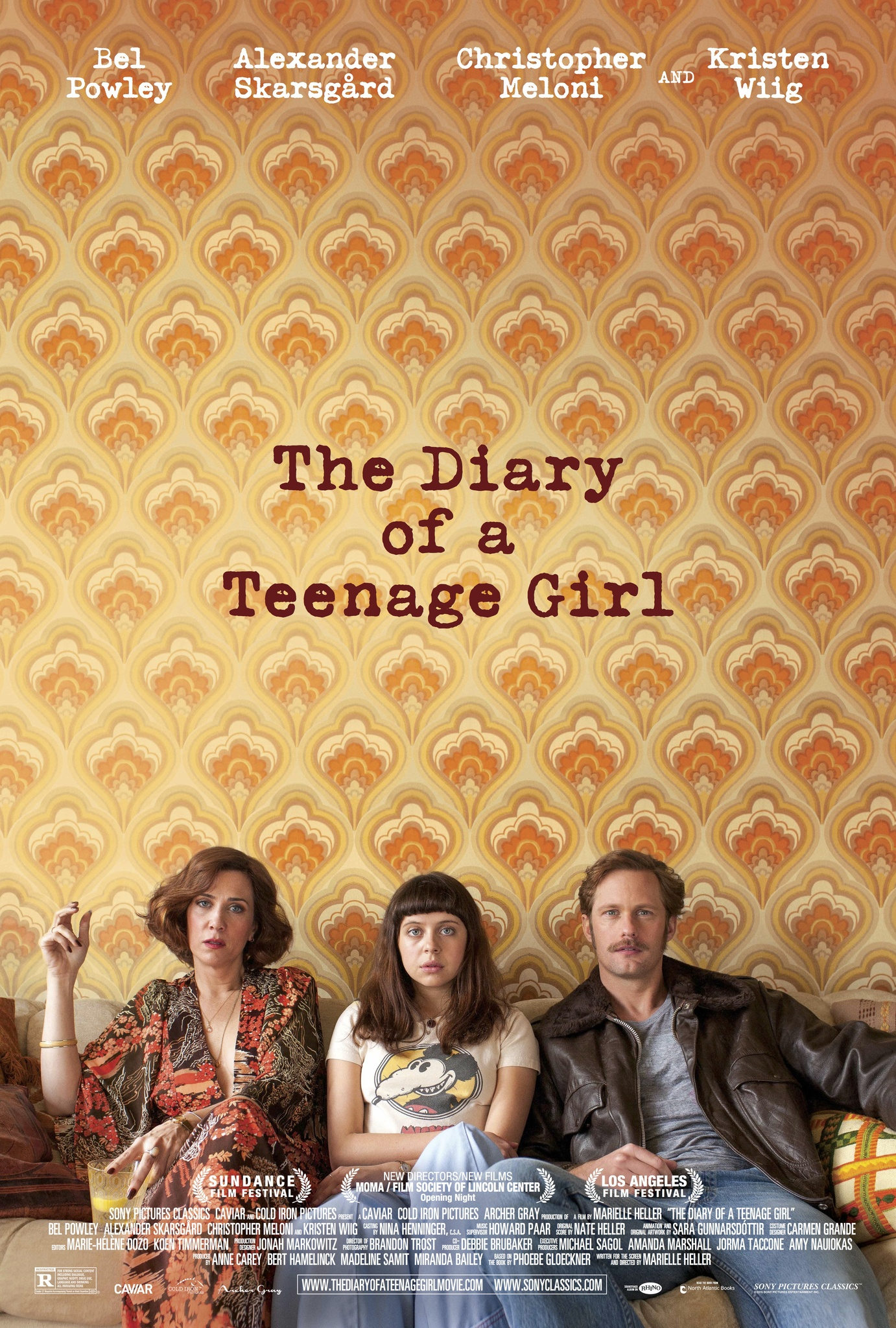 The Diary of a Teenage Girl (2015) - IMDb