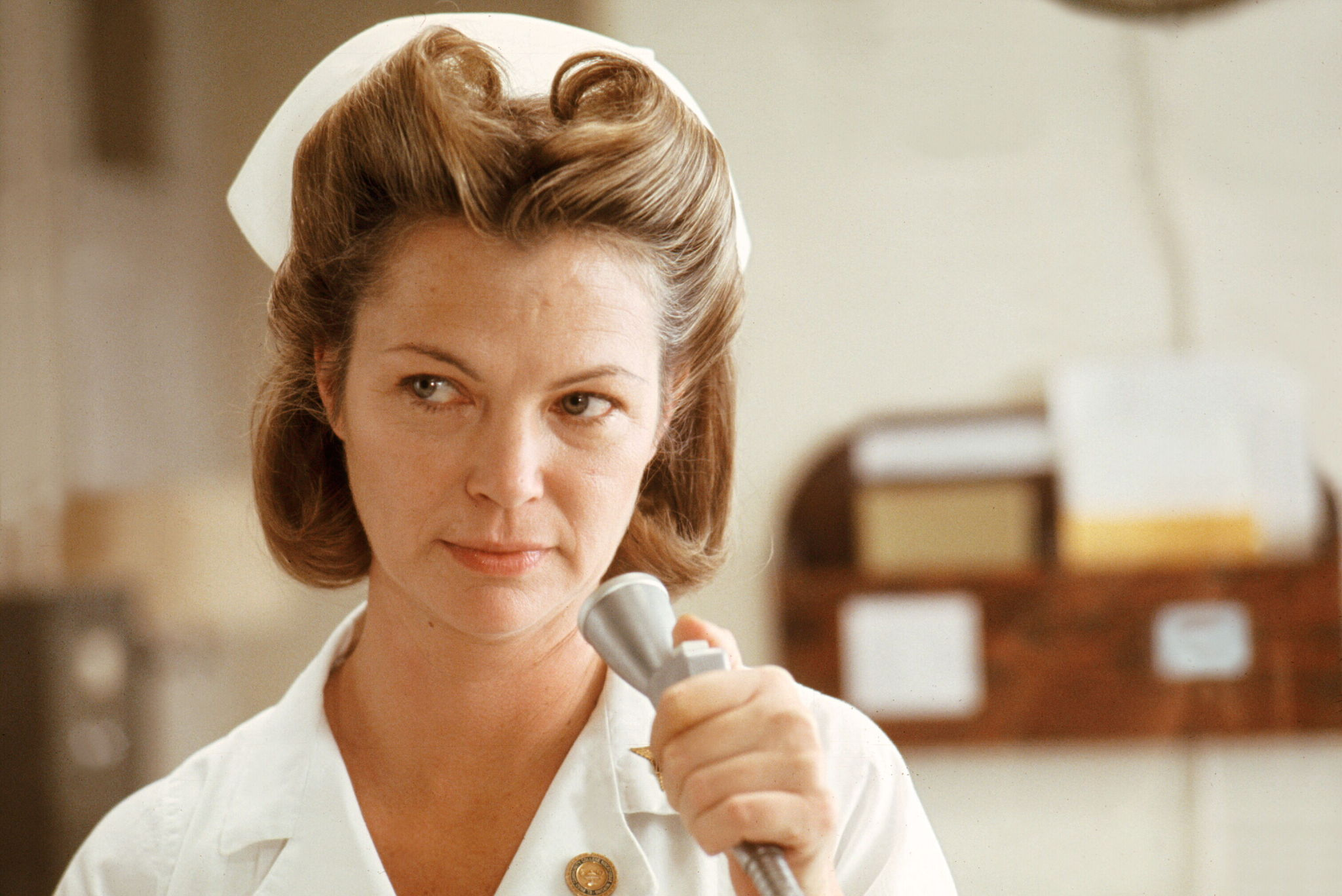 Louise Fletcher in One Flew Over the Cuckoo's Nest (1975)
