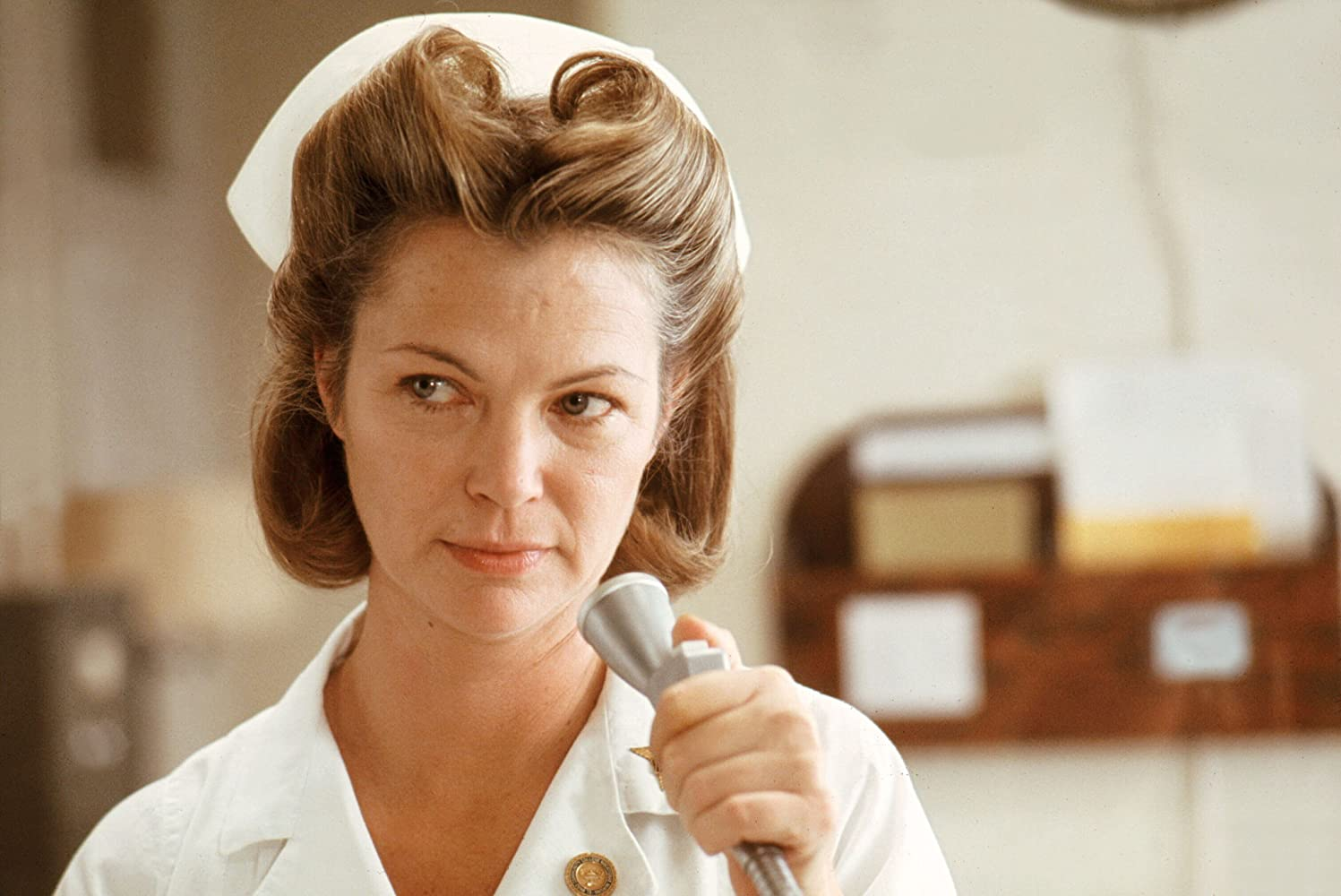 Louise Fletcher in One Flew Over the Cuckoos Nest 1975