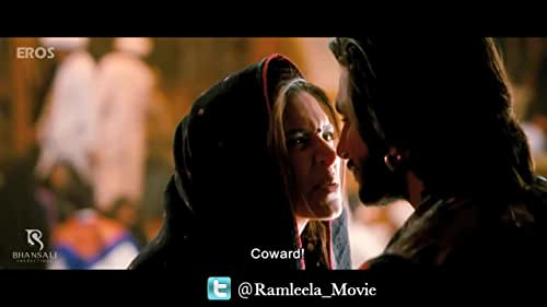 A modern adaptation of Romeo & Juliet centered on their love between  Ram and Leela.