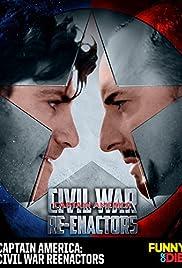 Captain America: Civil War Reenactors Poster