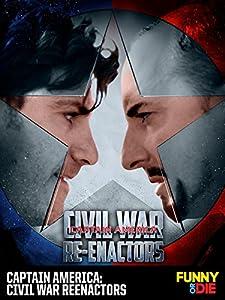 Psp downloads movies Captain America: Civil War Reenactors by none [480x800]