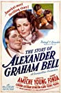 The Story of Alexander Graham Bell (1939) Poster