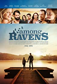 Natalie Imbruglia, Amy Smart, Christian Campbell, Russell Friedenberg, Joshua Leonard, Will McCormack, Victoria Smurfit, and Johnny Sequoyah in Among Ravens (2014)