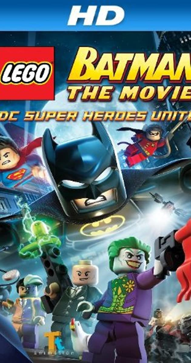 Lego Batman: The Movie - DC Super Heroes Unite (2013) Subtitles