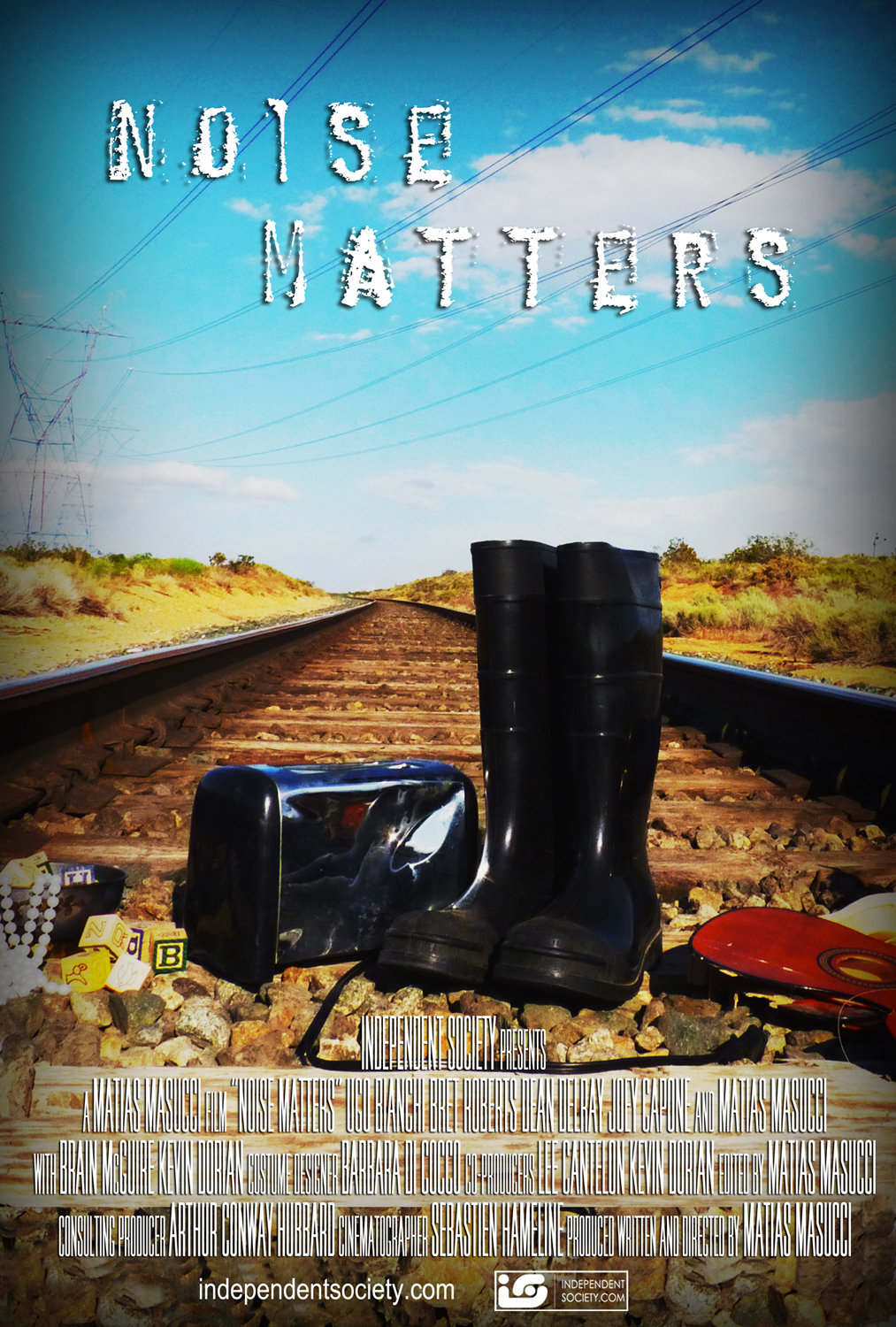 Noise Matters on FREECABLE TV