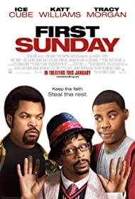 Ice Cube, Tracy Morgan, and Katt Williams in First Sunday (2008)