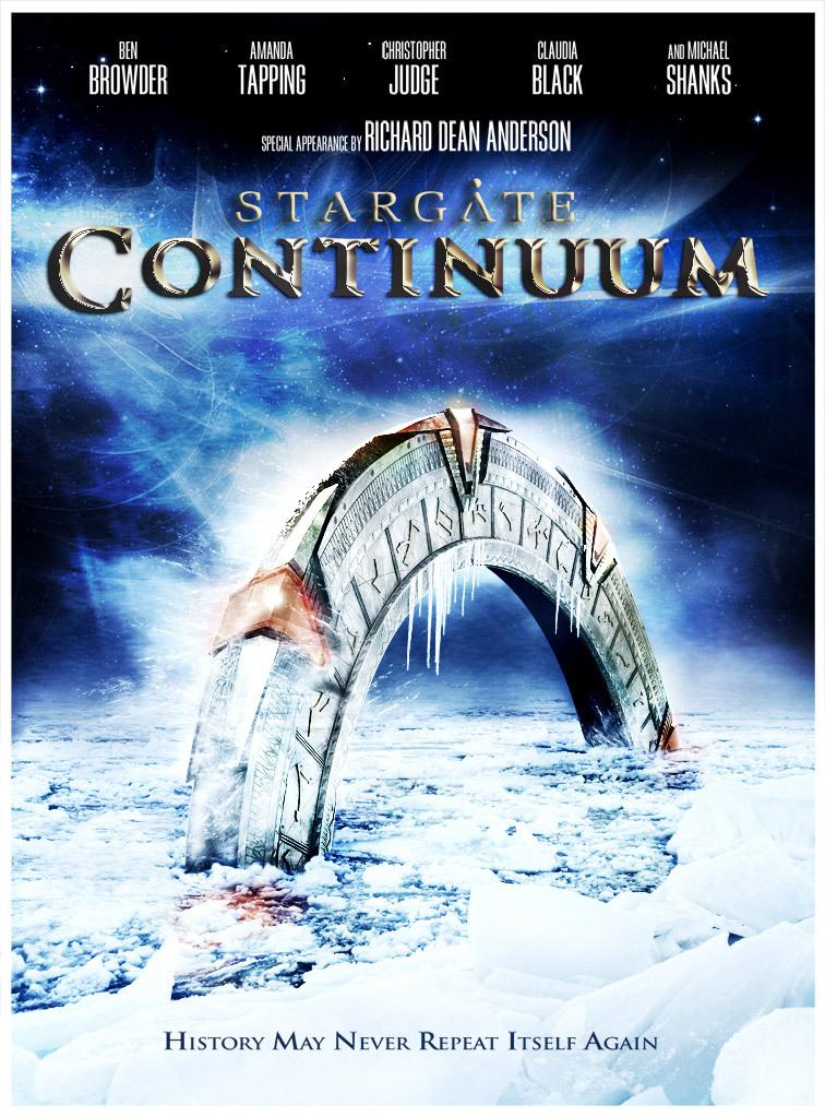 Stargate: Continuum Video 2008 - SEE21