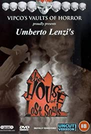 House of Lost Souls Poster