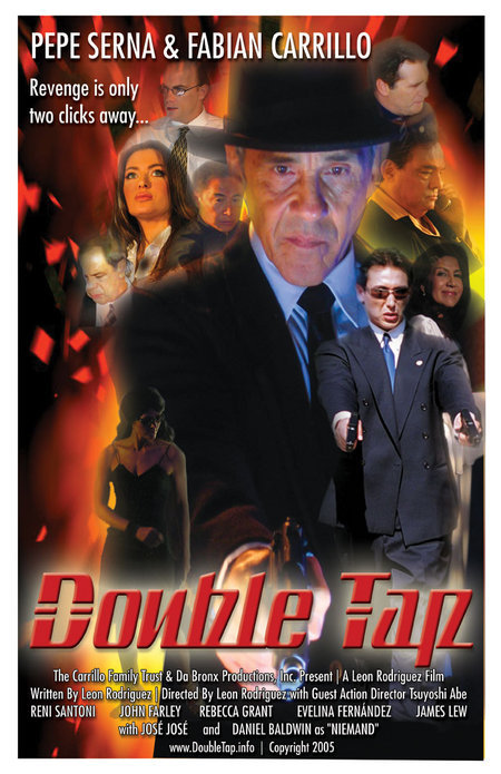 """POSTER OF """"DOUBLE TAP"""""""