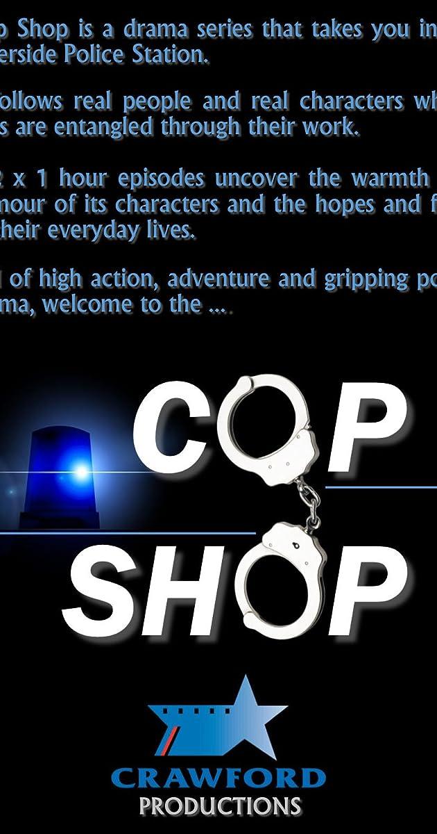 Cop Shop (TV Series 1977–1983) - IMDb