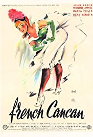 French Cancan(1955) Poster - Movie Forum, Cast, Reviews