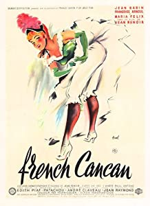 Watching the notebook movie French Cancan [720x320]