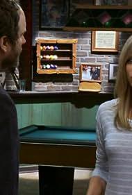 Erik Jensen and Kaitlin Olson in It's Always Sunny in Philadelphia (2005)