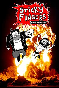 Sticky Fingers: The Movie! full movie in hindi 720p