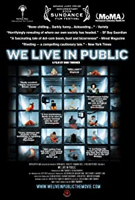 Primary photo for We Live in Public