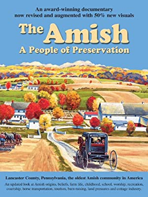 Where to stream The Amish: A People of Preservation