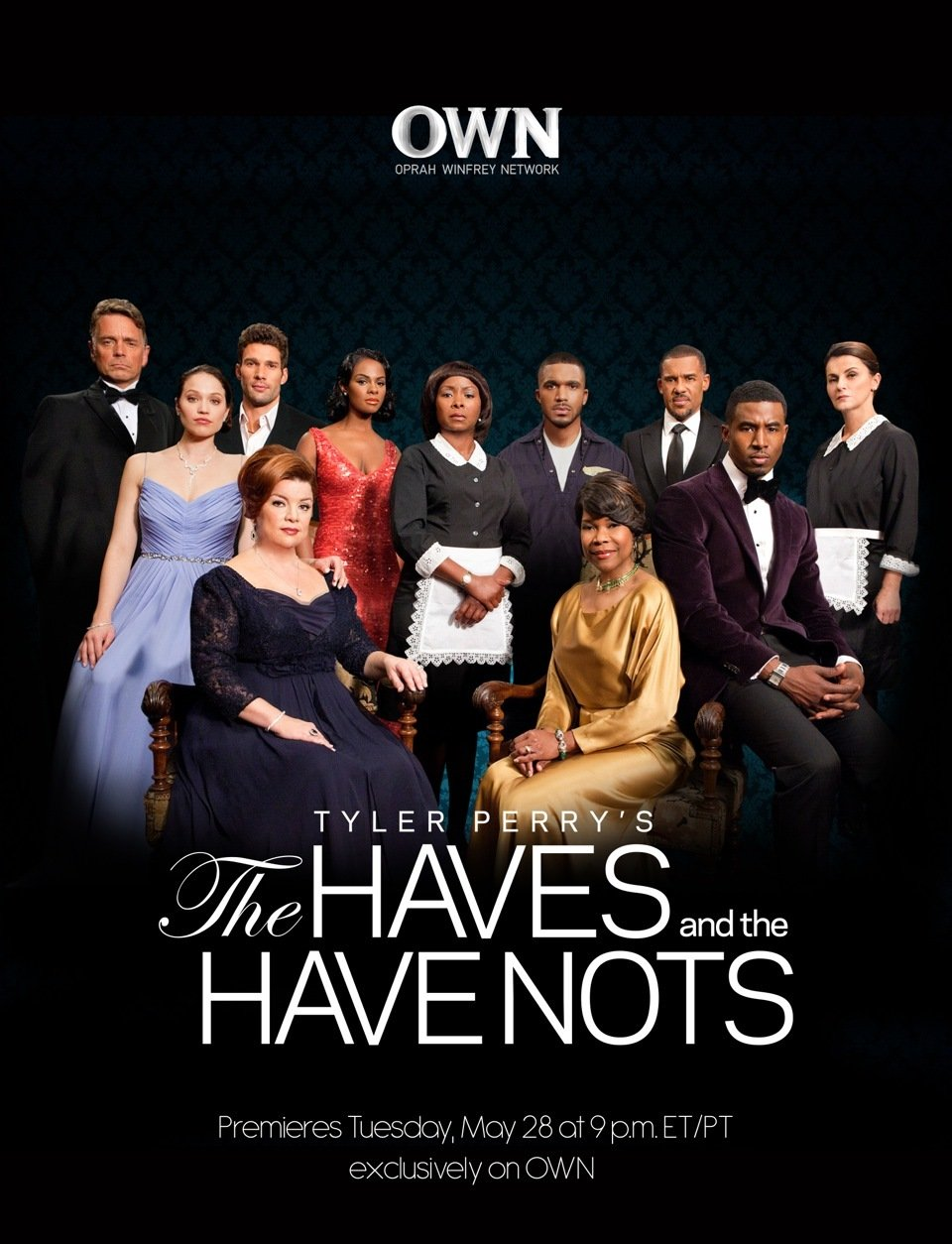 Turtuoliai ir vargšai (1 Sezonas) / The Haves and the Have Nots Season 1