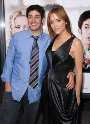 Jason Biggs and Jenny Mollen at an event for My Best Friend's Girl (2008)