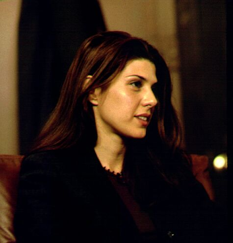 Marisa Tomei stars as Polly