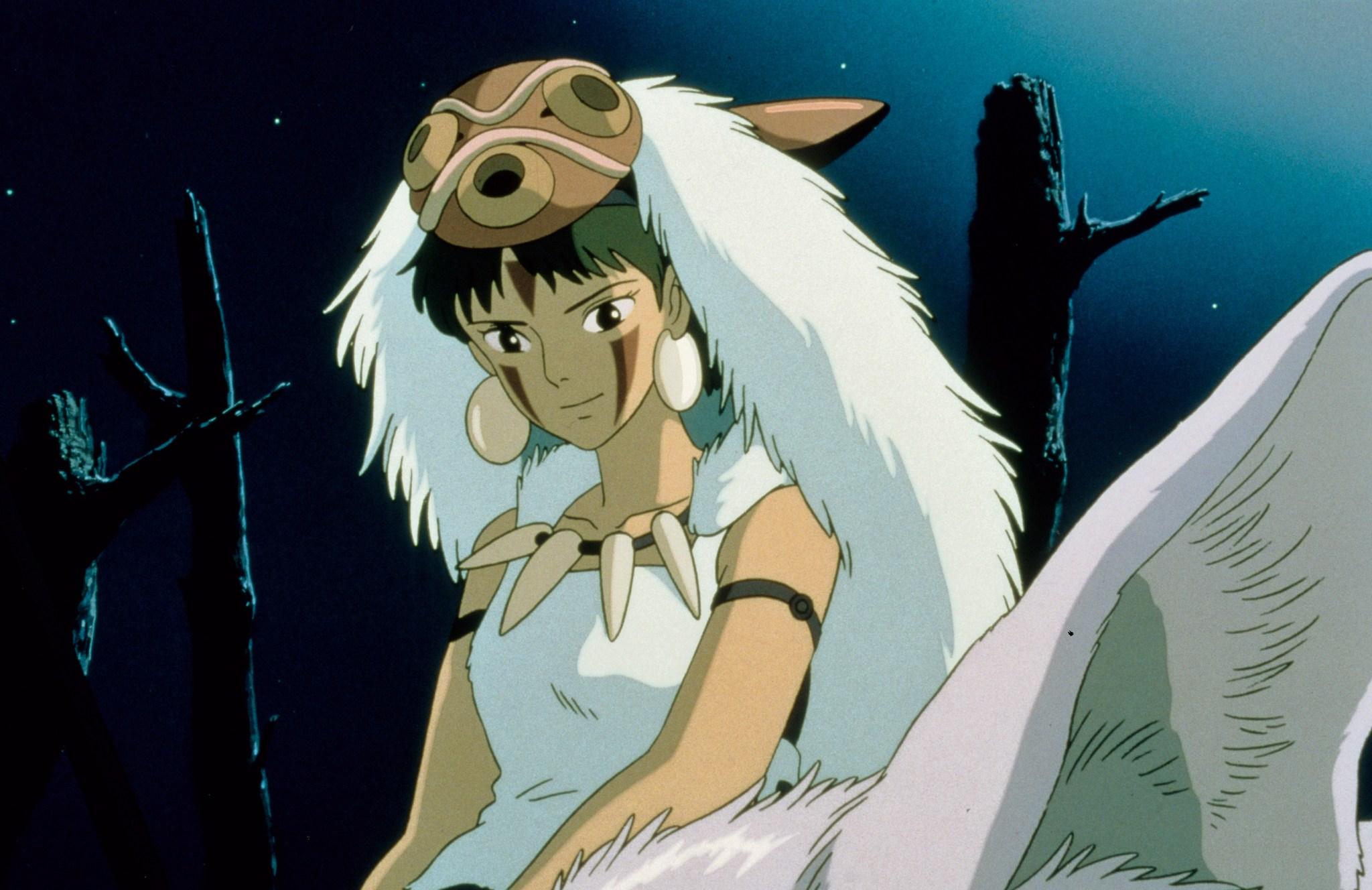 Suzie Princess Mononoke