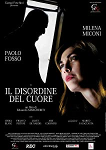 Latest english movies 2016 download Il disordine del cuore by [Bluray]