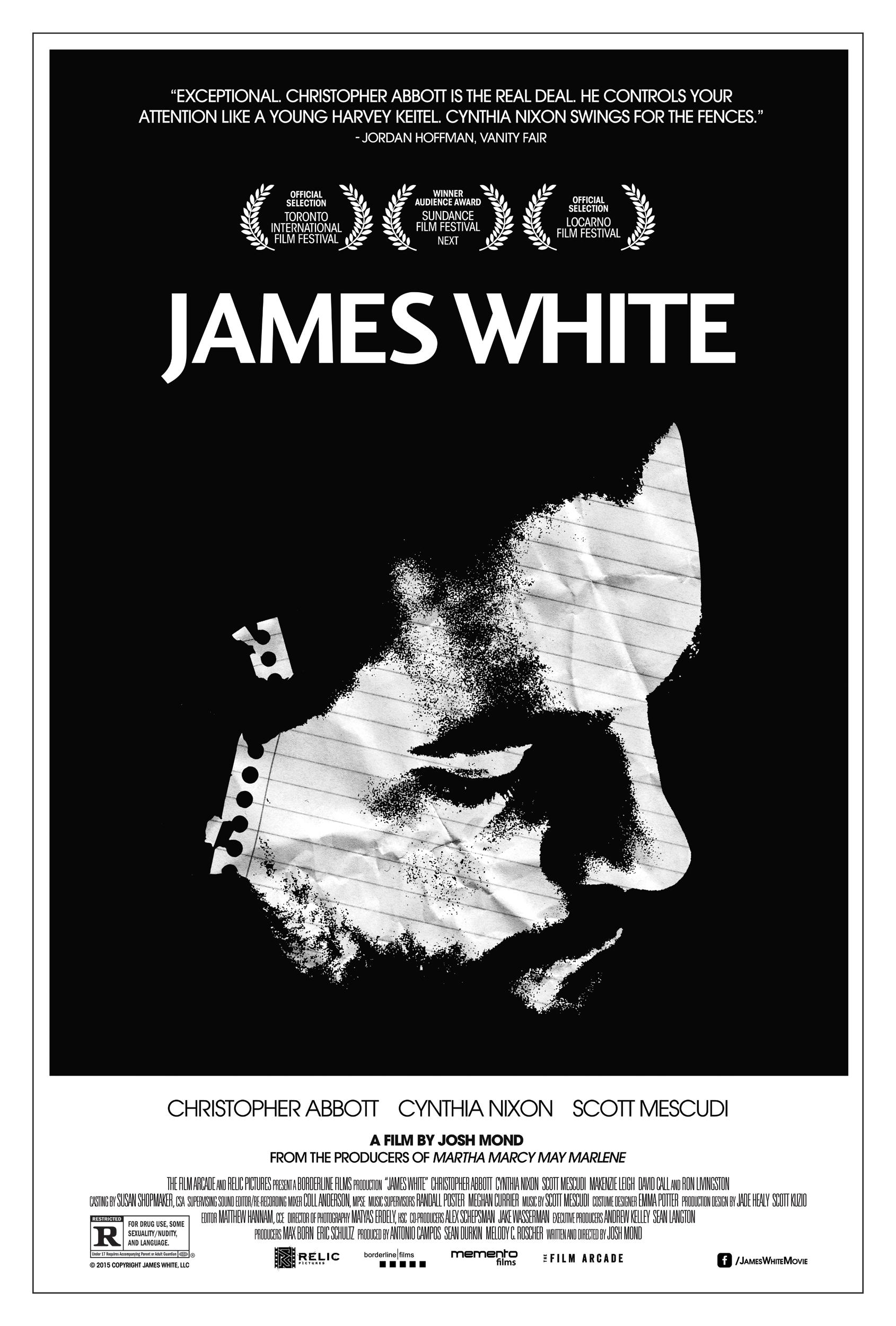James white 2015
