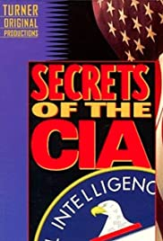 Secrets of the CIA Poster