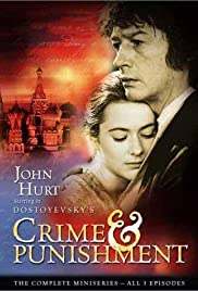 Crime and Punishment Poster - TV Show Forum, Cast, Reviews