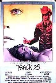 Track 29(1988) Poster - Movie Forum, Cast, Reviews