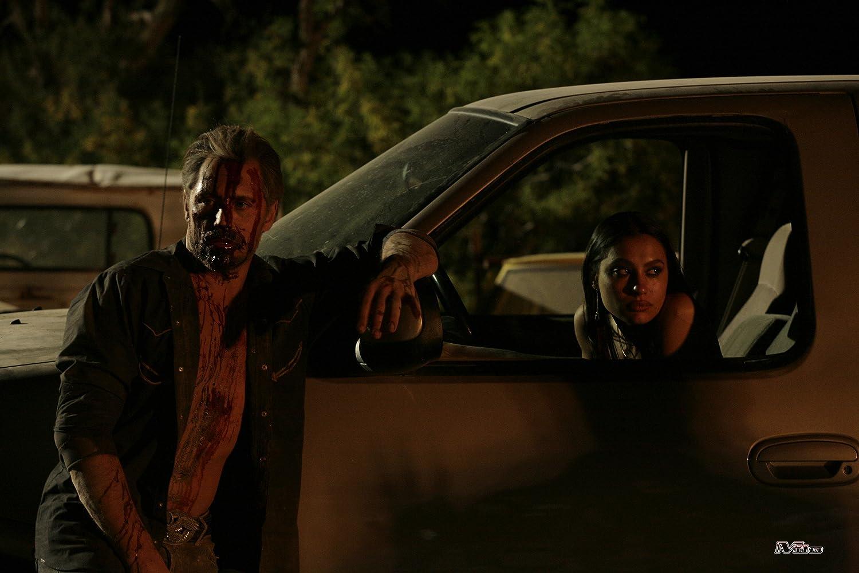 Max Ryan and Jasmina Hdagha in Dark Moon Rising (2009)