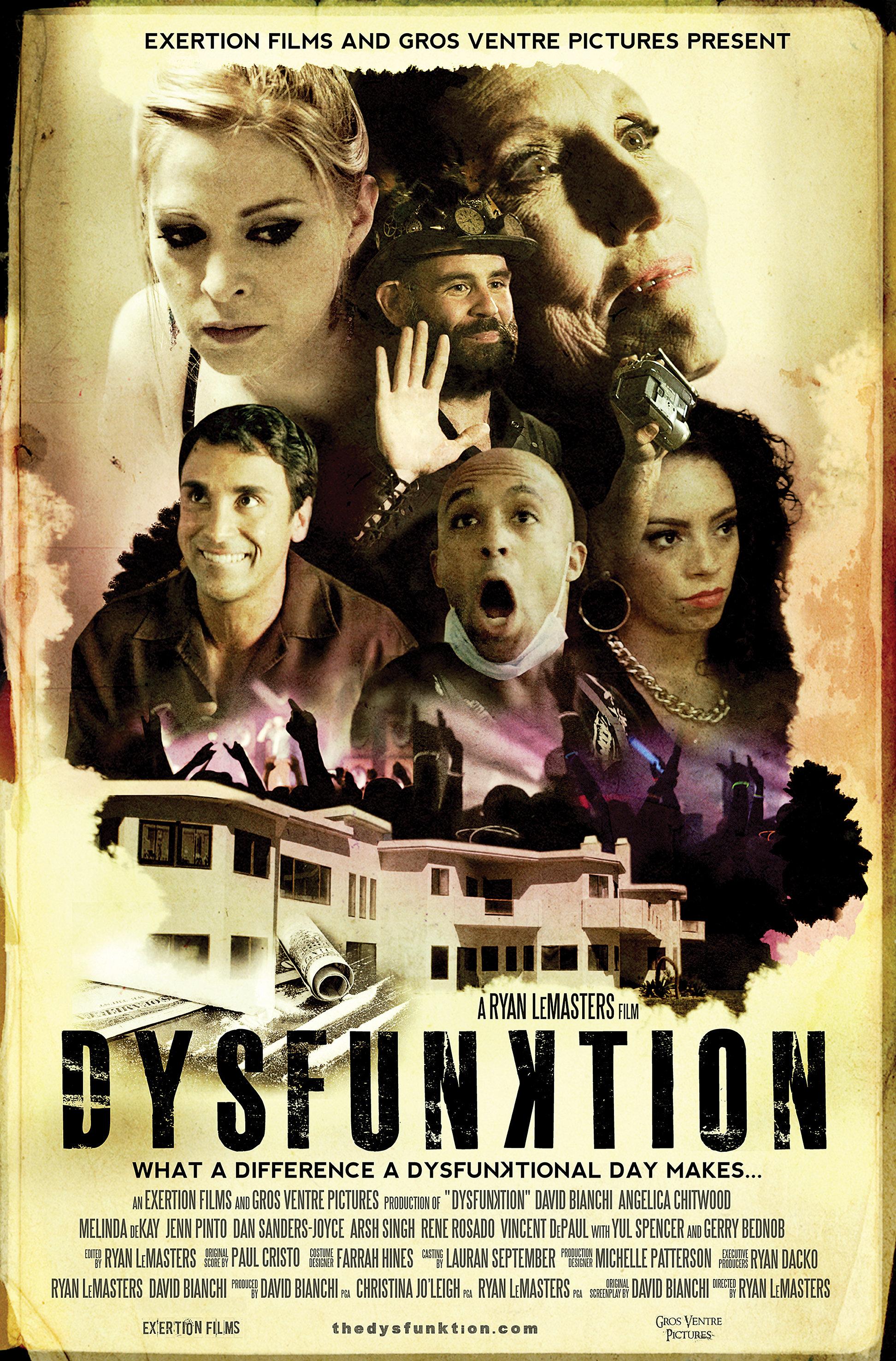 دانلود زیرنویس فارسی فیلم All Out Dysfunktion!