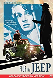 Four in a Jeep (1951) Poster - Movie Forum, Cast, Reviews