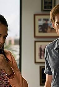 Michael C. Hall and Luna Lauren Velez in Dexter (2006)
