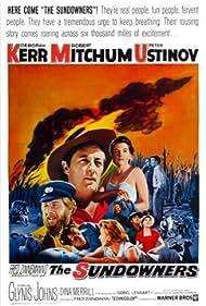 The Sundowners (1960) Poster - Movie Forum, Cast, Reviews