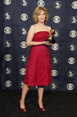 Alison Krauss at an event for The 48th Annual Grammy Awards (2006)