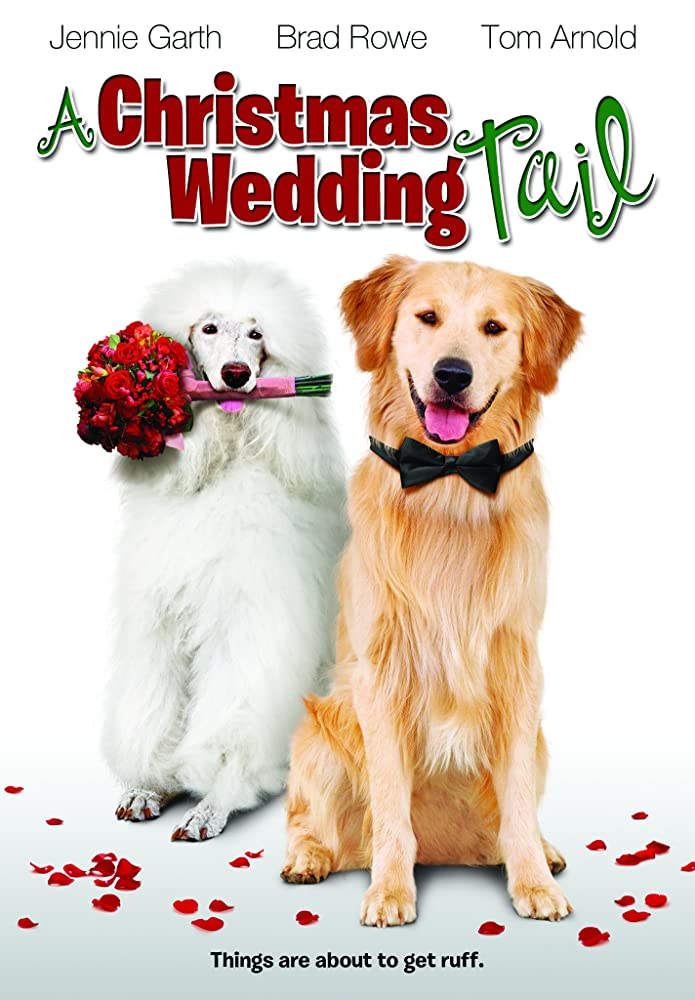 A Christmas Wedding Tail DVD Cover