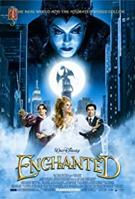 Susan Sarandon, Patrick Dempsey, James Marsden, and Amy Adams in Enchanted (2007)
