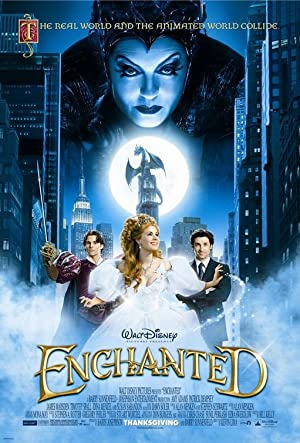 Enchanted Pelicula Poster