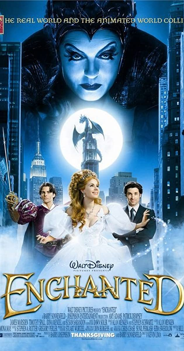 Enchanted (2007) - IMDb