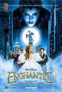 Enchantedมหัศจรรย์รักข้ามภพ