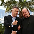 Alec Baldwin and James Toback at an event for Seduced and Abandoned (2013)
