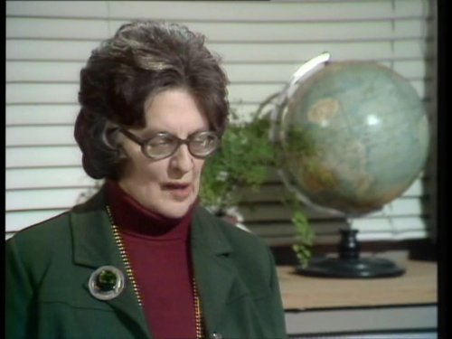 Zara Nutley in Mind Your Language (1977)
