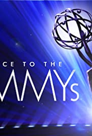 Race to the Emmys Poster